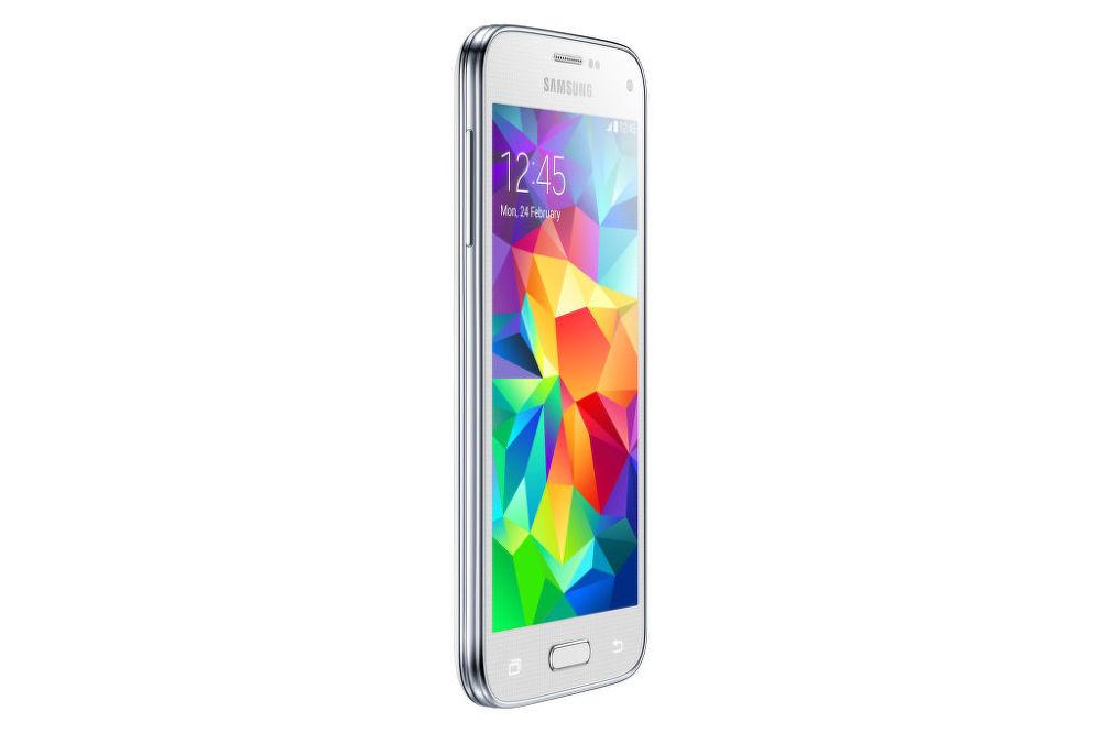 Samsung G800 Galaxy S5 Mini Bily Mobil
