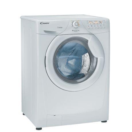 Candy COS 125 D, úzká předem plněná pračka