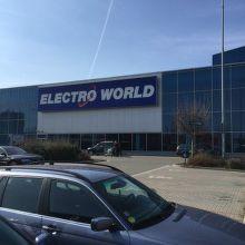 Electro World Pardubice