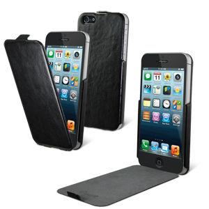 MUVIT tenké pouzdro iPhone 5 + fólie