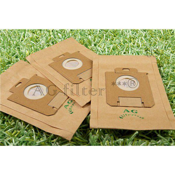 AG PA-ES + V - papírové sáčky ES-BAG + vůně do vysavače
