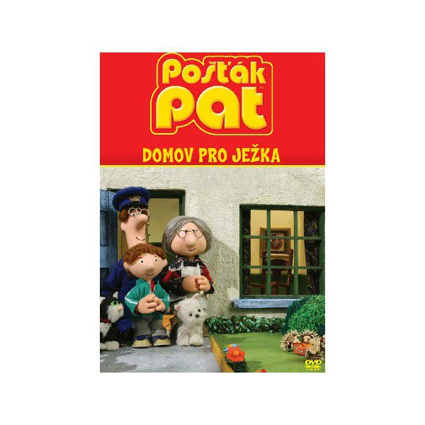 Pošťák Pat 4 - DVD