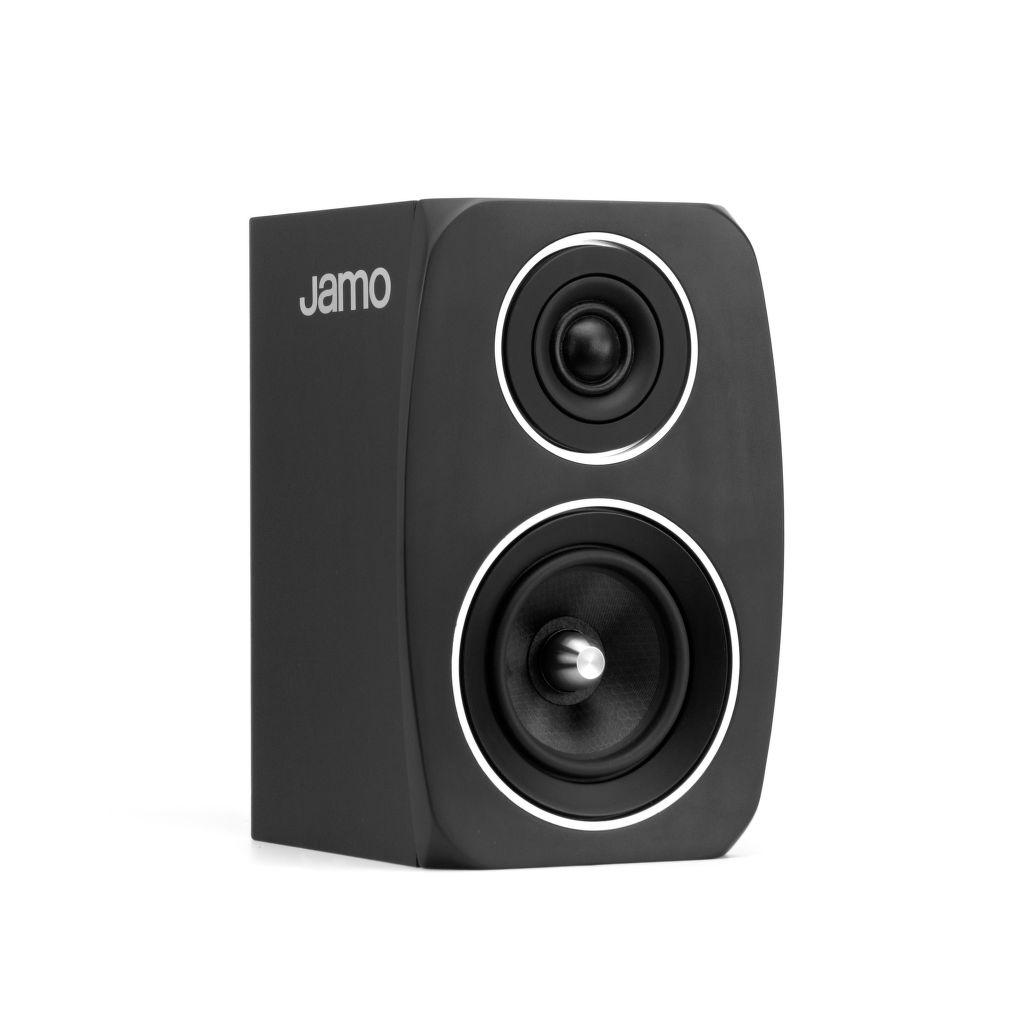 Jamo C 91 černé (1 pár)