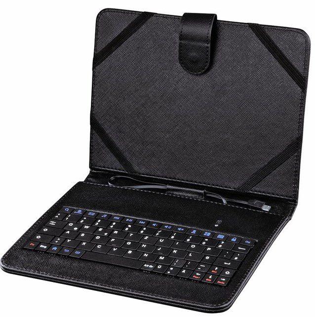 """Hama 50468 obal s integrovanou klávesnicí pro 8"""""""