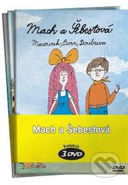 Mach a Šebestová kolekce - 3xDVD