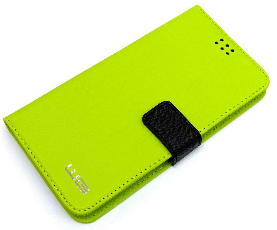 "Winner pouzdro Pure UniBook 4 "" (zelené)"