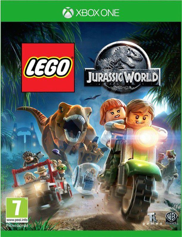 XBOX ONE LEGO Jurassic World