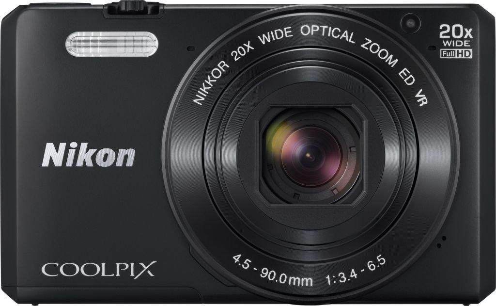 Nikon Coolpix S7000 (černý) + pouzdro