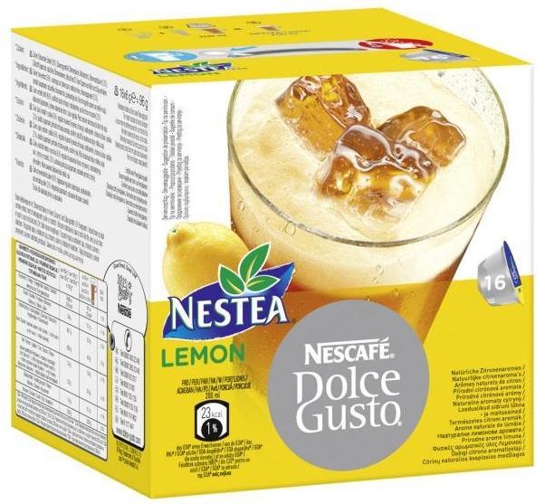 Nescafé Dolce Gusto Nestea Lemon (16ks)