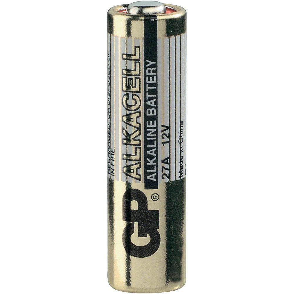 GP 27A Alkaline 12V, 1ks - mikrotužková baterie