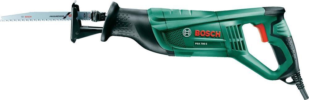 Bosch PSA 700 (+ 3 plátky)