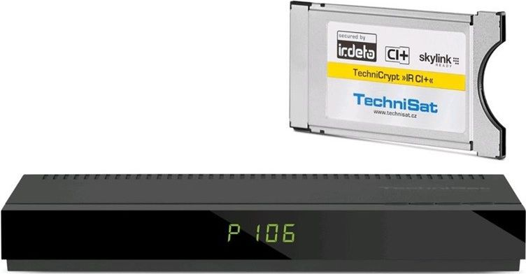 TechniSat TechniStar S2 + CAM modul