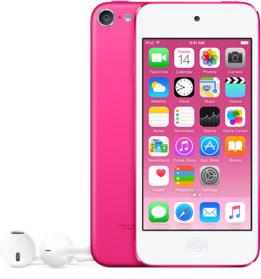 Apple iPod Touch 16GB (růžový)