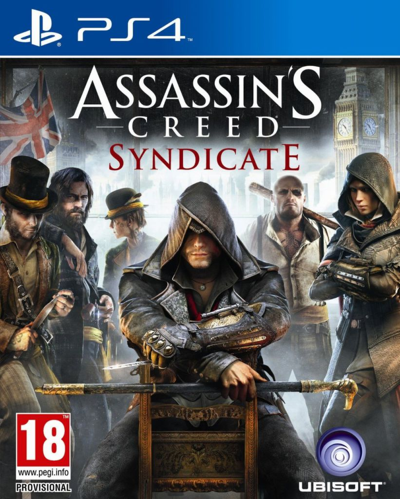 Assassin´s Creed Syndicate - hra pro PS4