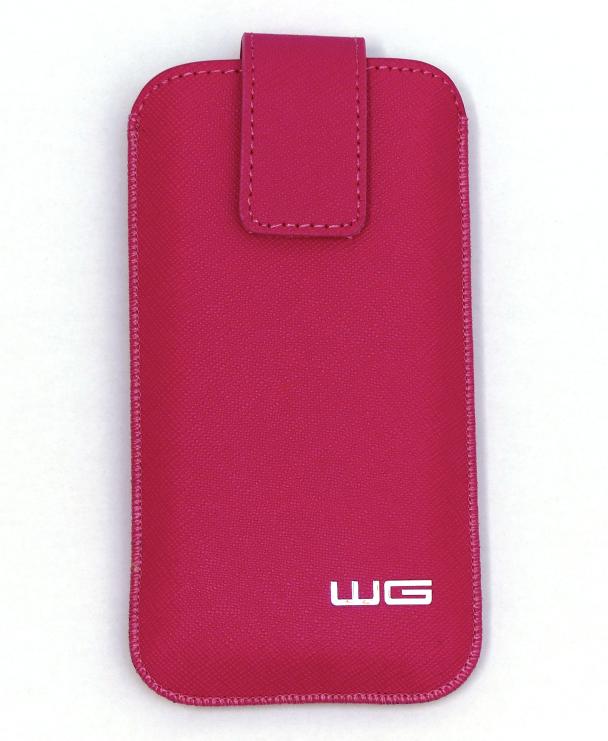 Winner pouzdro Pure pro iPhone 6 Plus vel. 18 (růžové)