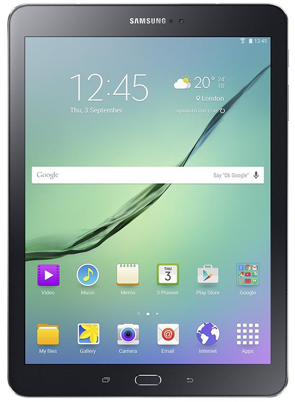 """Samsung Galaxy Tab S 2 9.7"""" (černý)"""