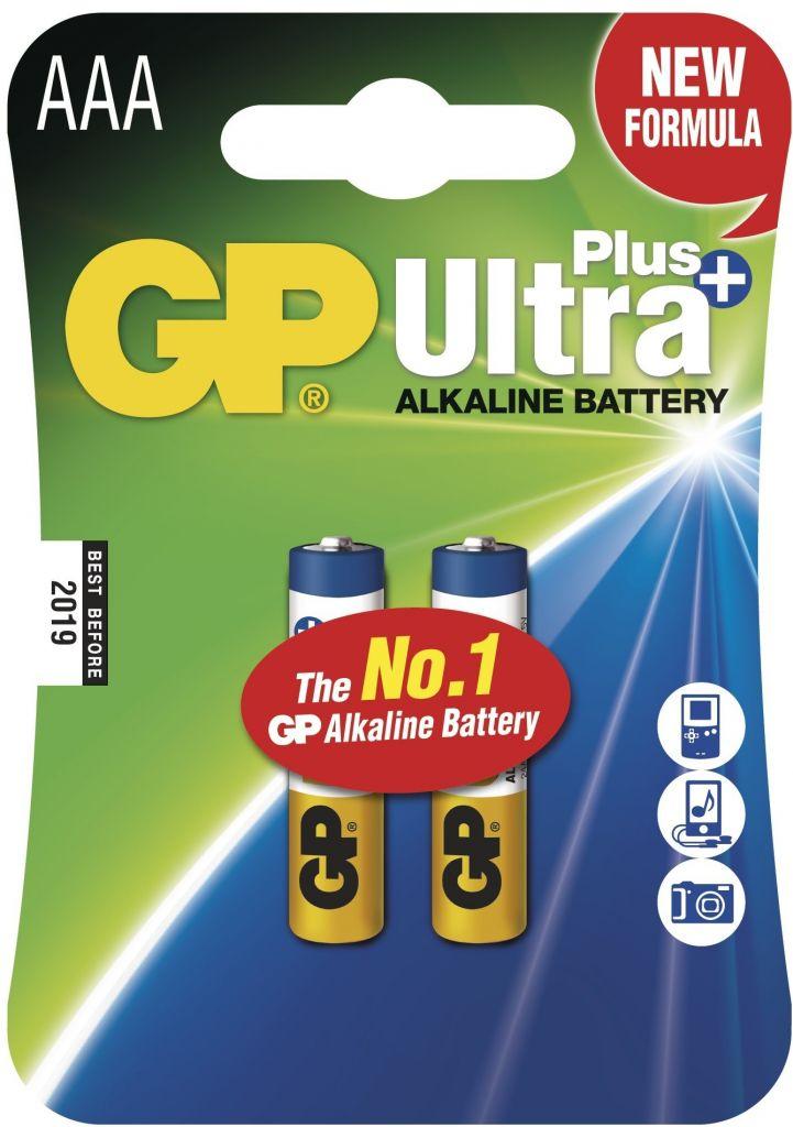 GP Ultra Plus - AAA, 2ks