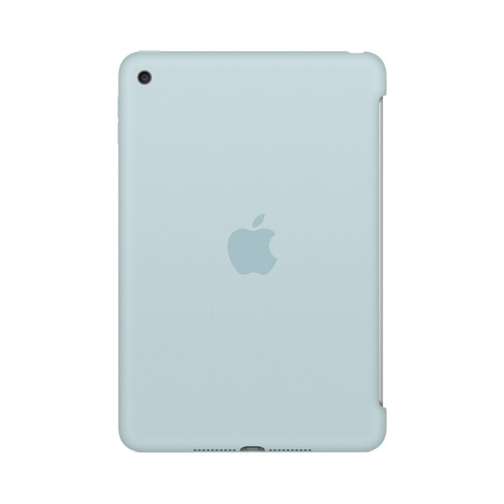 Apple iPad mini 4 Silikonové pouzdro - (Turquoise) MLD72ZM/A