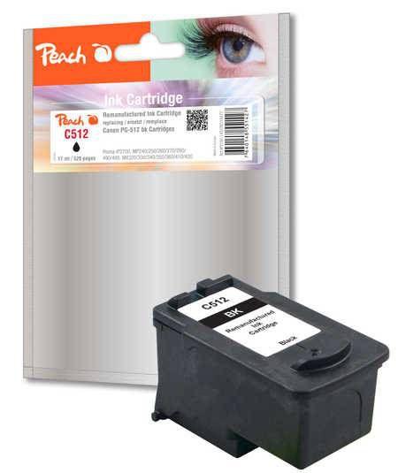 Peach PG-512 XL (černá)