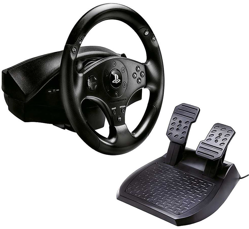 Thrustmaster T80 Racing Wheel (PS3, PS4, PS4 Pro)