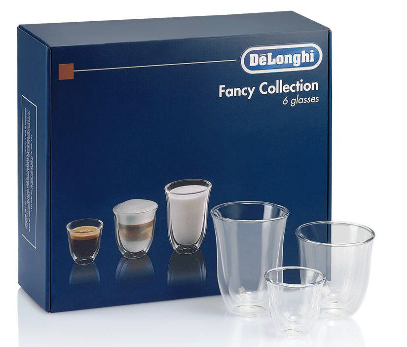 DeLonghi Mix set termo sklenic (6 ks)