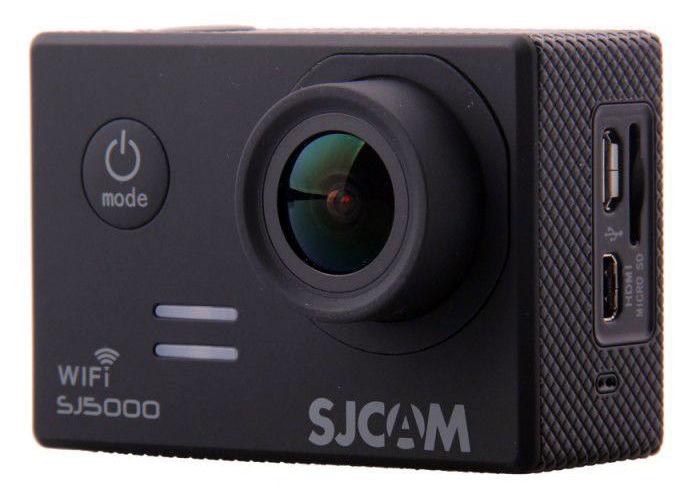 Sjcam SJ5000 WIFI (černá)