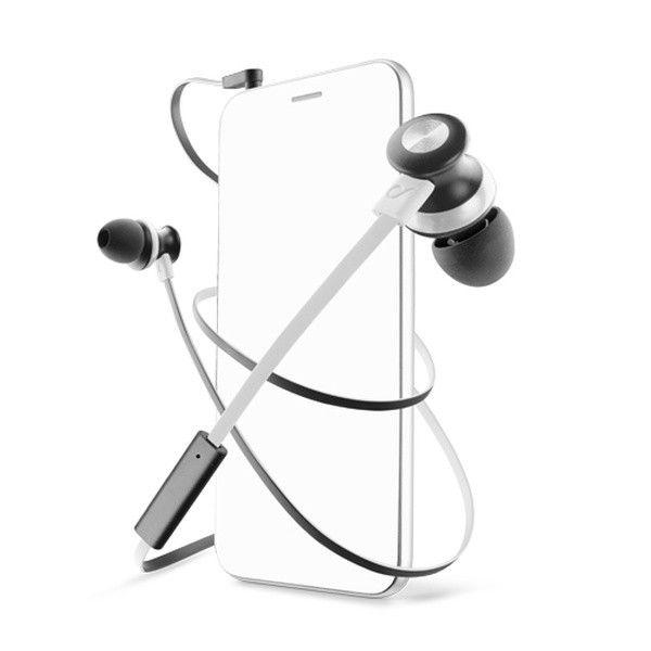 CellularLine Sluchátka s mikrofónem - 3,5 jack