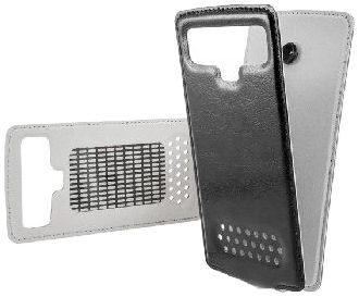 Lenovo pouzdro pro A2010 Flip Case (černé)