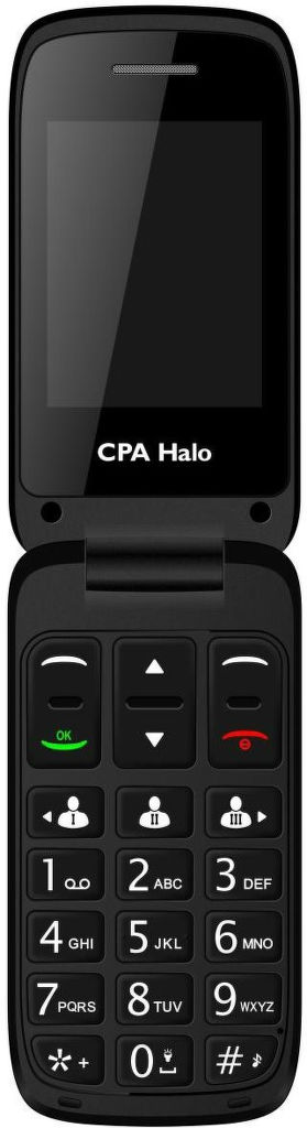 CPA Halo 13 černý