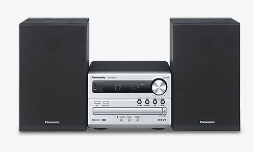 Panasonic SC-PM250EC-S (stříbrno-černý)