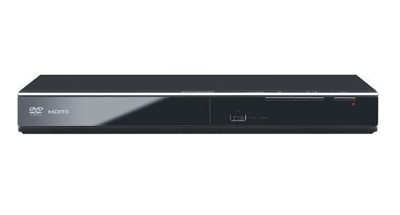 Panasonic DVD-S700EP (černý)