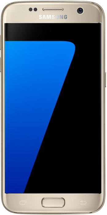 Samsung Galaxy S7 zlatý