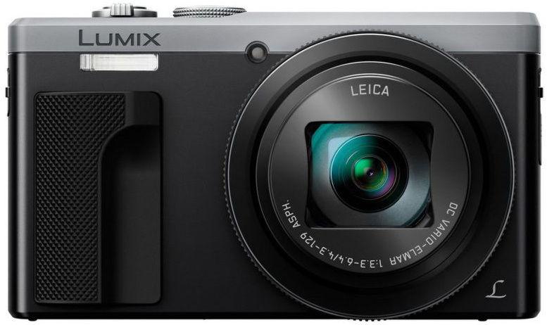 Panasonic Lumix DMC-TZ80 stříbrný