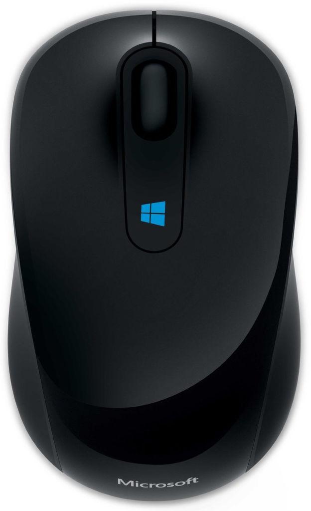 Microsoft Sculpt Mobile Mouse 43U-00004 (černá)