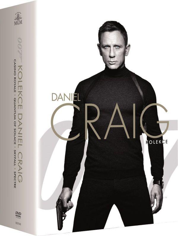 Daniel Craig - 4xDVD film