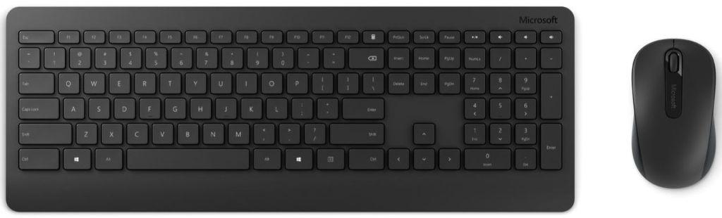 Microsoft Wireless Desktop 900 - CZ/SK klávesnice a myš