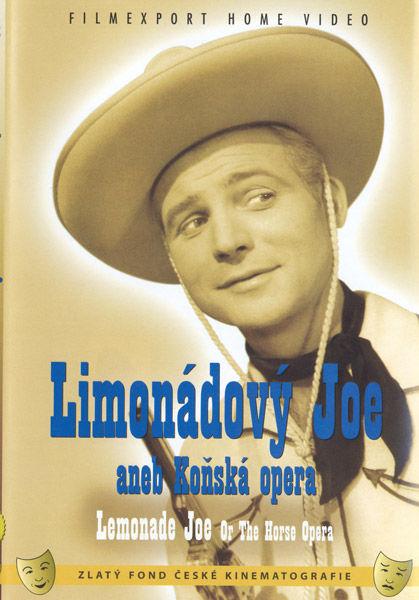 Limonádový Joe aneb Koňská opera - DVD film