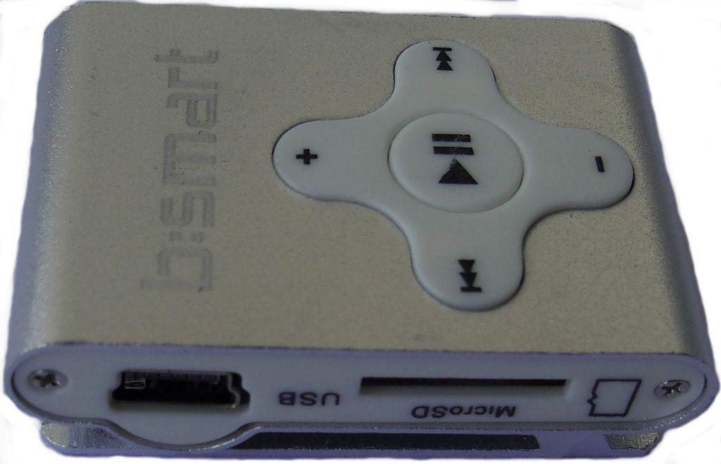 Bsmart CN-MP301S (stříbrný)