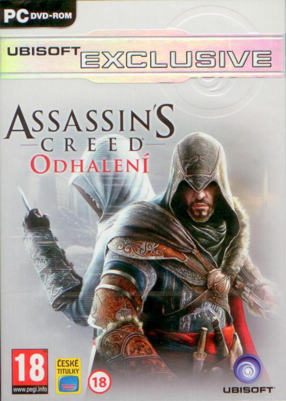 Assassin´s Creed Odhalení - hra pro PC