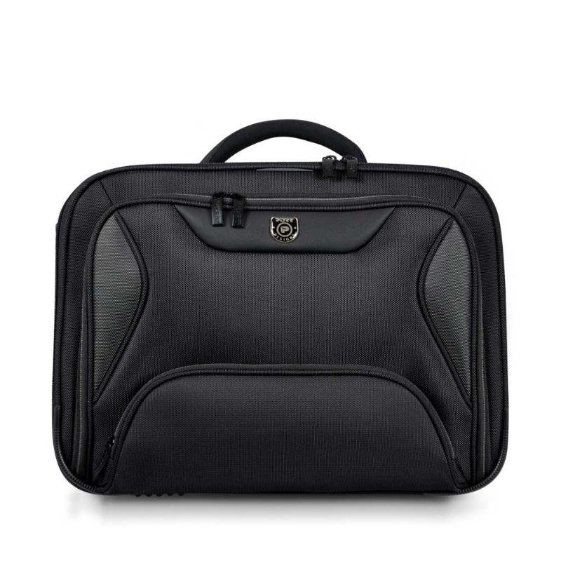 "PORT Manhattan Clamshell (černá) - 15.6"" taška"