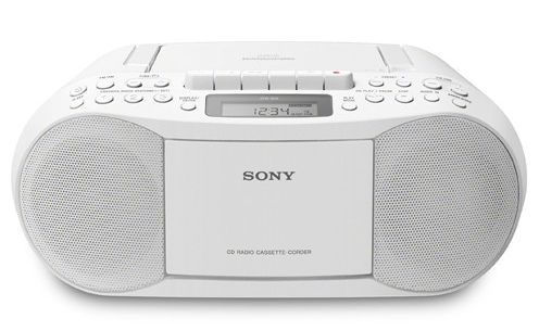 Sony CFD-S70 (bílý)
