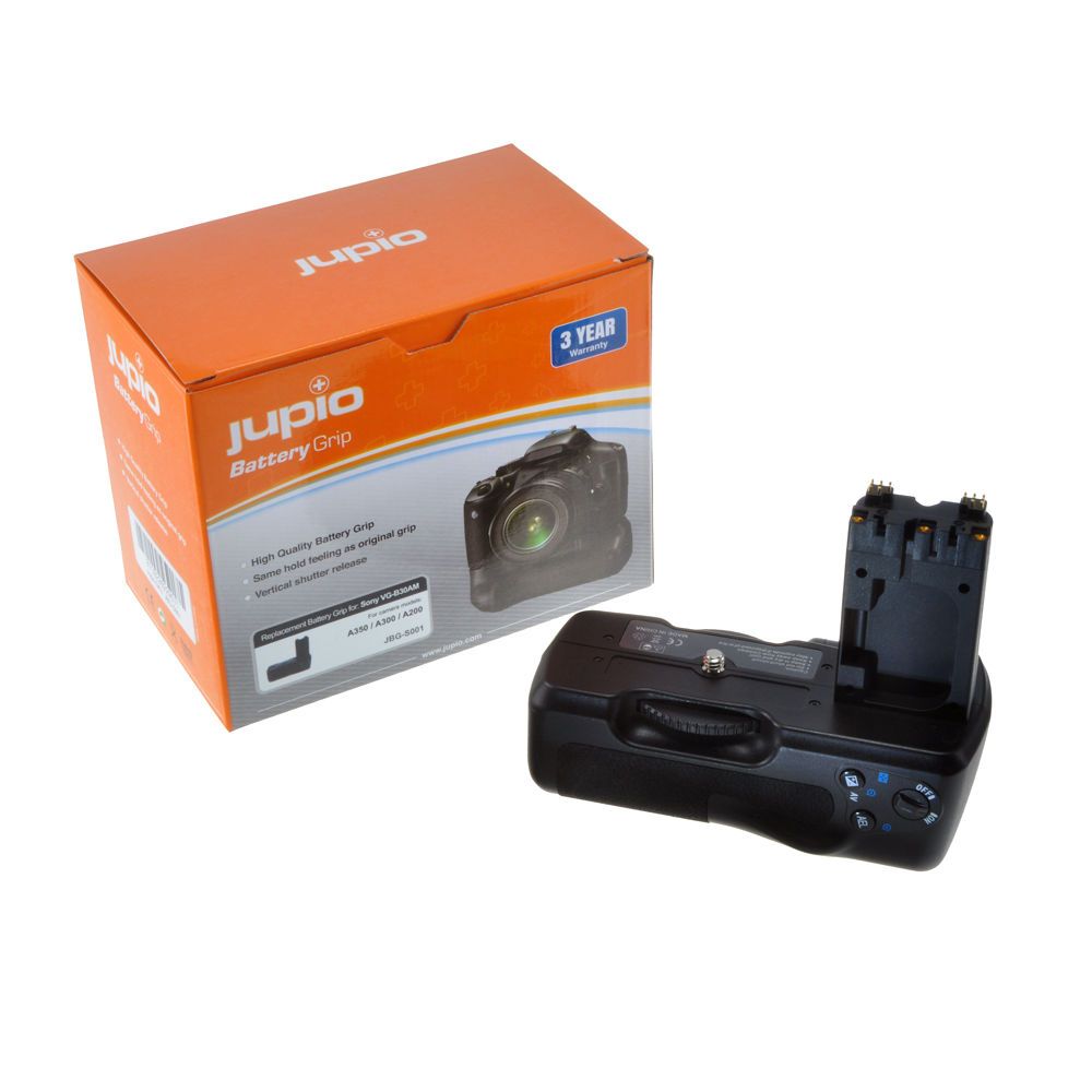 Jupio Battery Grip pro Nikon D5100/D5200