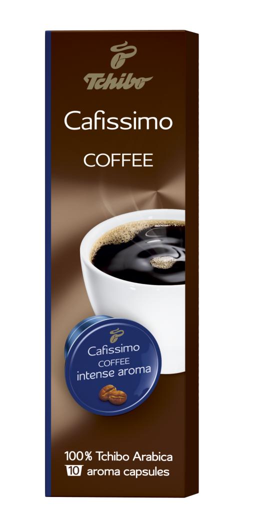 Tchibo Cafissimo Coffee Intense Aroma (10ks)