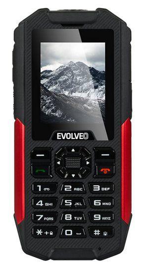 Evolveo StrongPhone X3 Dual SIM černý