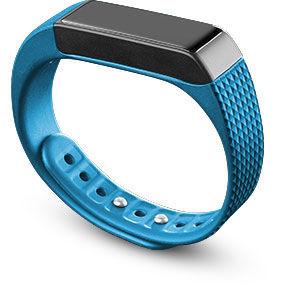 CellularLine náramek s dotyk.disp. EasyFit Touch modrý