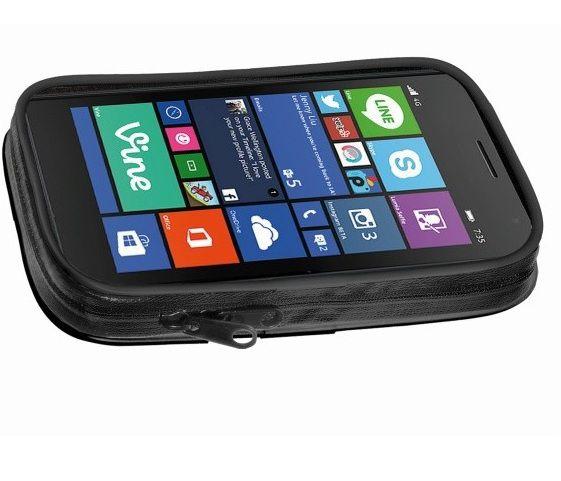 CellularLine voděodolné pouzdro pro Interphone SM47 (černé)