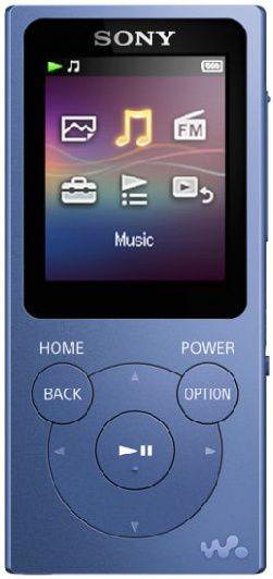 Sony NW-E393L 4GB (modrý)
