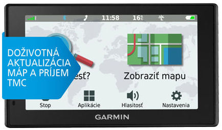 Garmin DriveSmart 50 LMT Lifetime EU