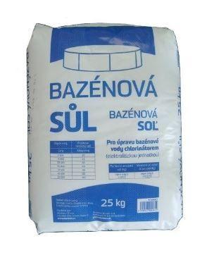 Marimex Bazénová sůl 25 kg