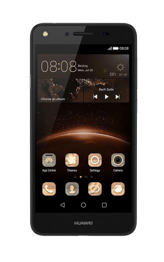 Huawei Y5 II Dual SIM černý